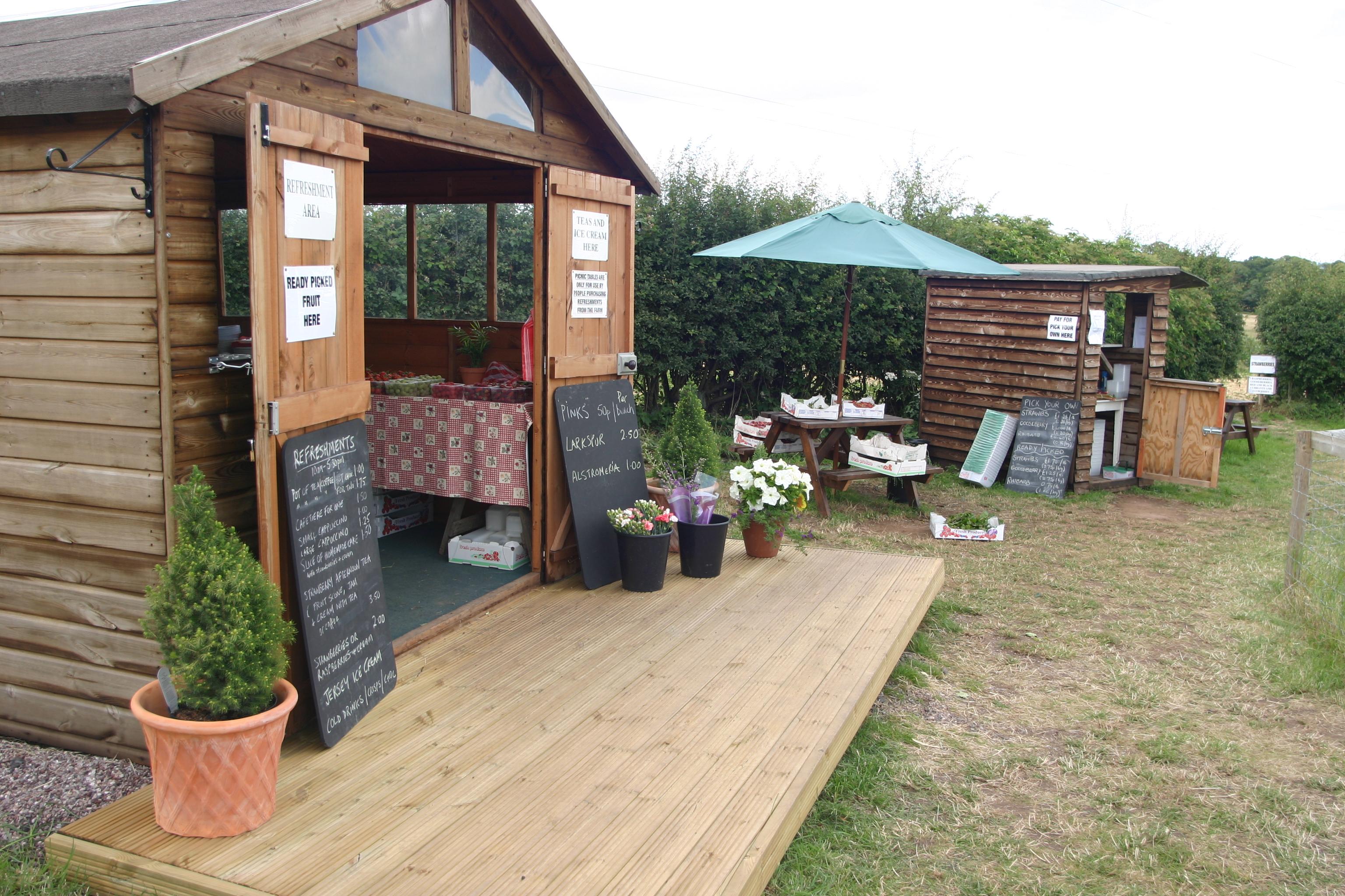 Haywood Park Farm pick your own